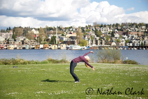 A Day at Gasworks Park 6