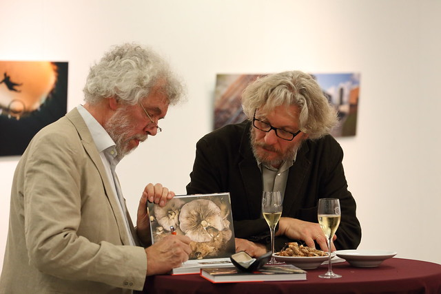 Boekvoorstelling Passie & Smaak, Wim Janssens (Beluga) in M