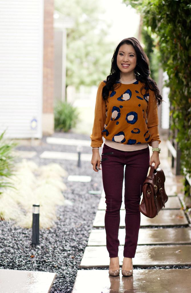 Phillip Lim X Target Burgundy Jeans Cute Amp Little