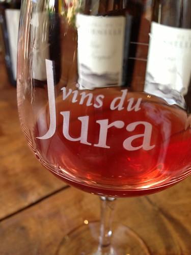 Domaine de la Tournelle: Vins du Jura