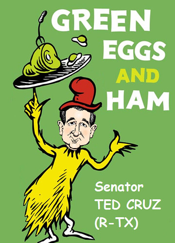 ted cruz and ham after theodor geisel mike licht