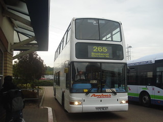 Ambus (Amber-Lee) Y172 NLK on Route 265, Lakeside