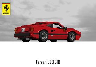 Ferrari 308 GTB Berlinetta