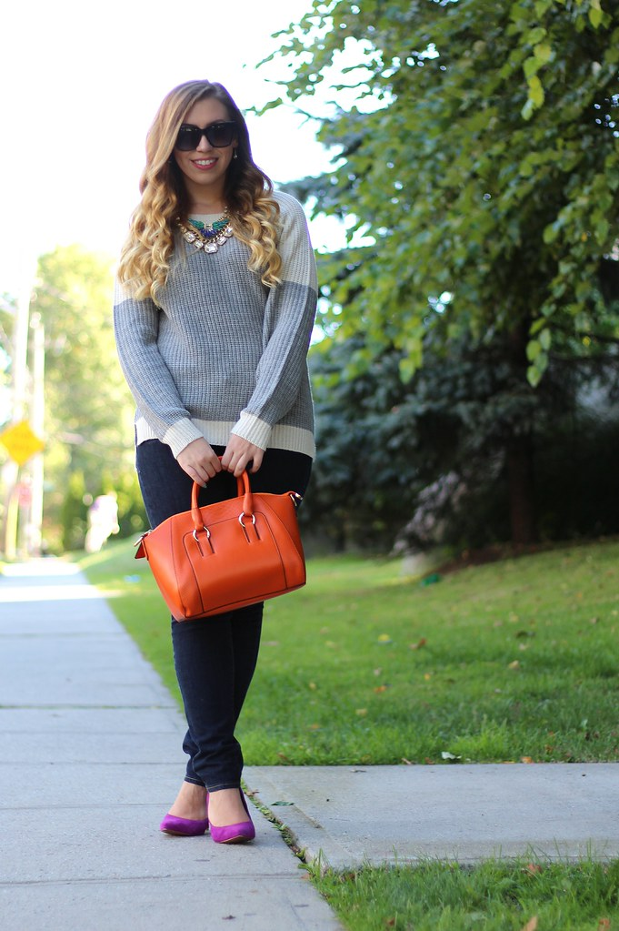 Living After Midnite: East vs. West Style: Chunky Knits with Lulus