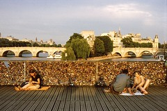 Pont des Arts. Again.