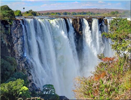 africa waterfall zimbabwe victoriafalls zambia vicfalls billbirtwhistle