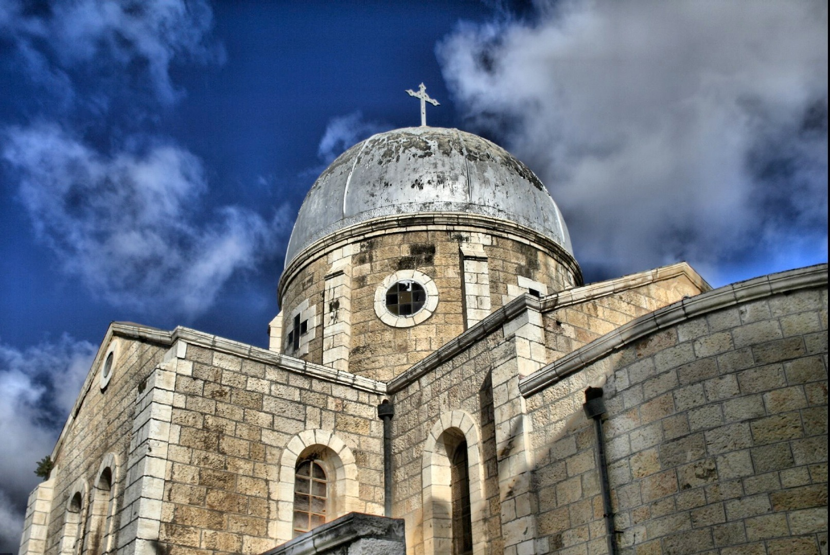 2. Iglesia armenia en Jerusalén. Autor, Papalars