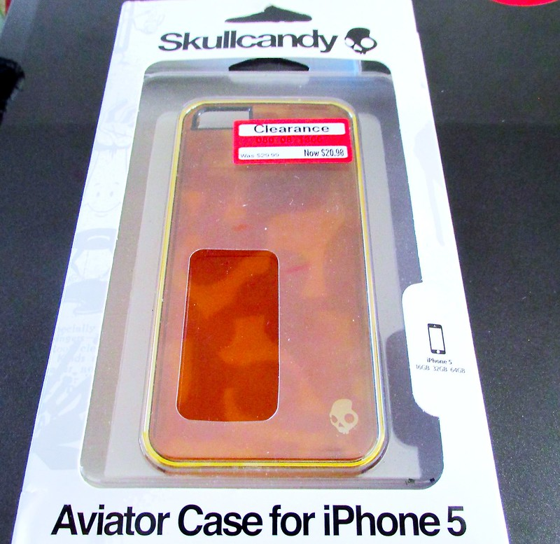 Skullcandy Aviator IPhone 5 Case Review