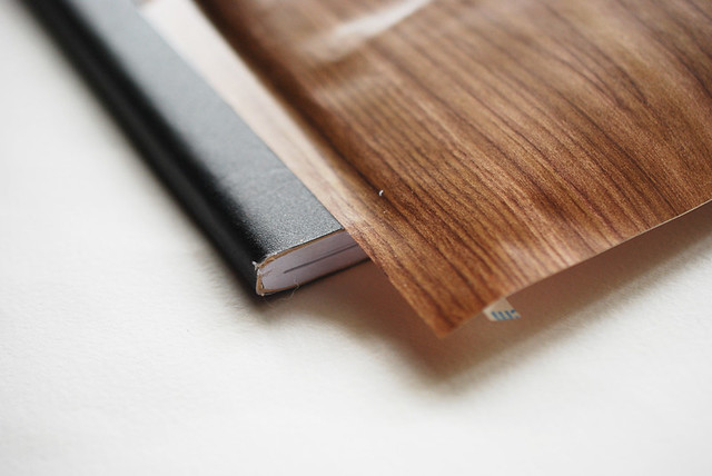 Woodgrain Notebook
