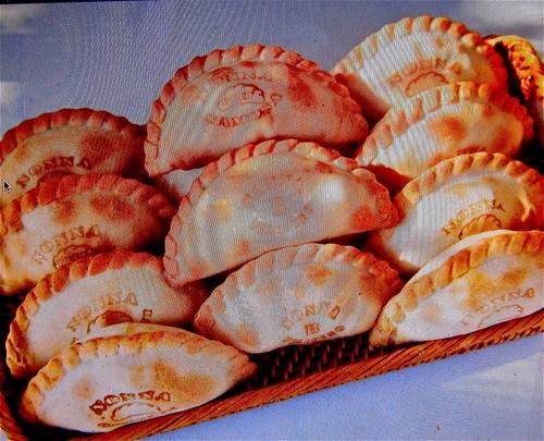 my dozen empanadas minus one