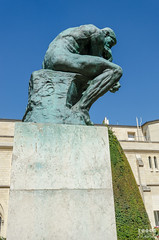 Musee Rodin - The Thinker
