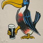Irish Pub Guinness Sign - Donegal, Ireland