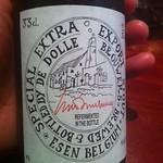 ベルギービール大好き!! エクストラ・エクスポート・スタウト Extra Export Stout