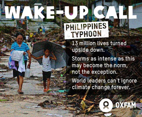 Philippines Typhoon: A Climate Wake-up Call