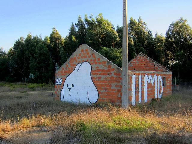 street art | iimd | algarve . portugal 2013
