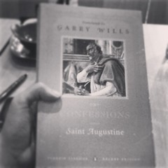 Confessions by Augustine, translated by Gary Wills