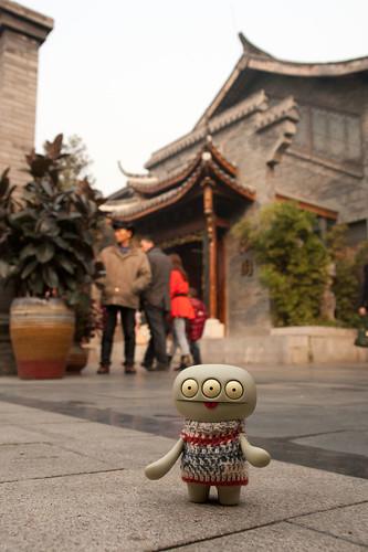 Uglyworld #2138 - Kuanzhaixiangzi Alleys - (Project Cinko Time - Image 335-365) by www.bazpics.com