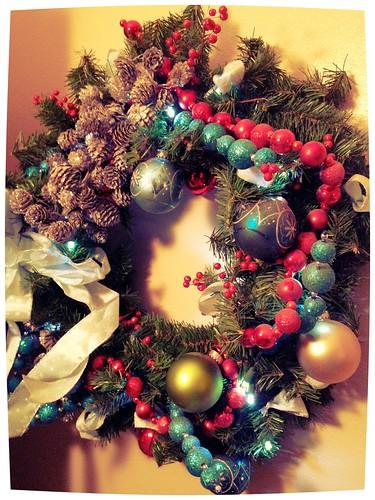Mombo Wreath