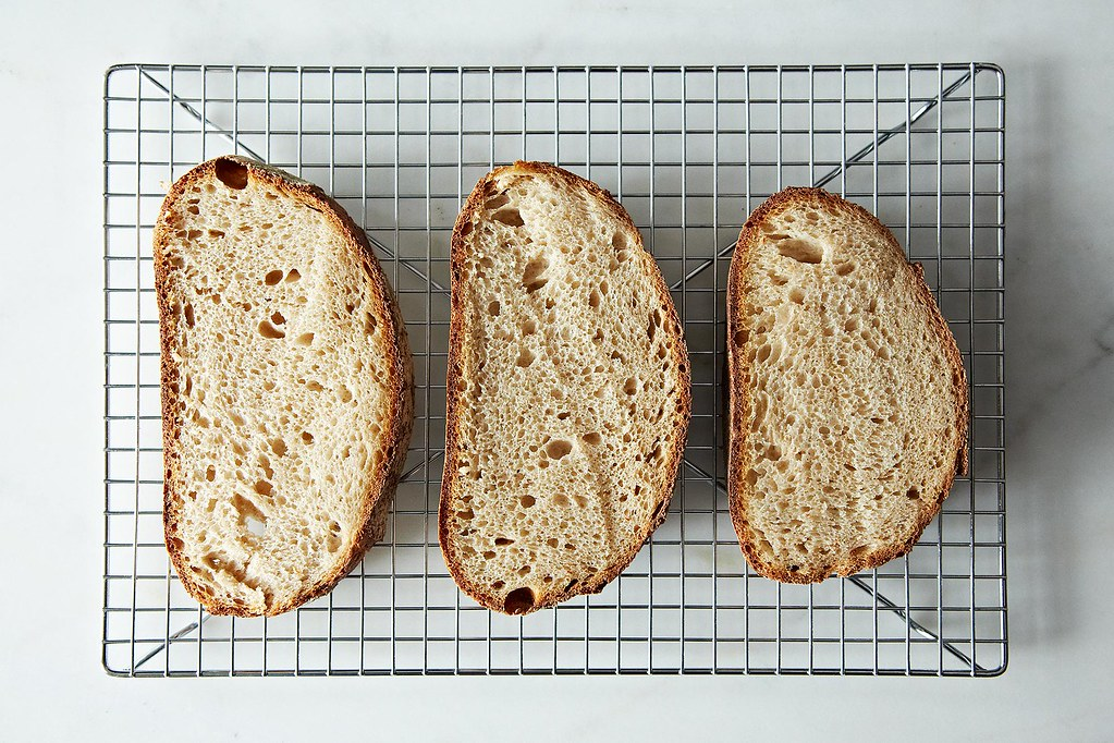 How to Stale Bread from Food52