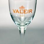 ベルギービール大好き!!【ヴァレールの専用グラス】(管理人所有 )