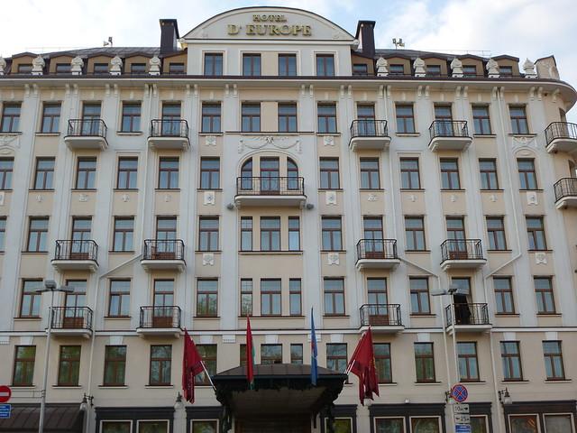 Hotel D`Europe