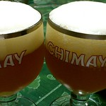 ベルギービール大好き!!シメイ・ホワイトChimay White