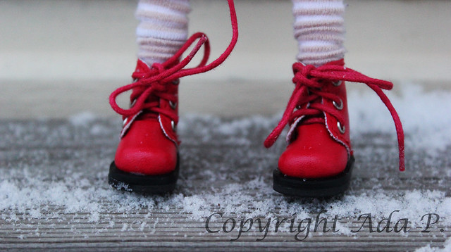 Ja sen kengät