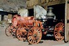Early 1900's Fire Fighting Apparatus, Calico Ghost Town by Wernher Krutein