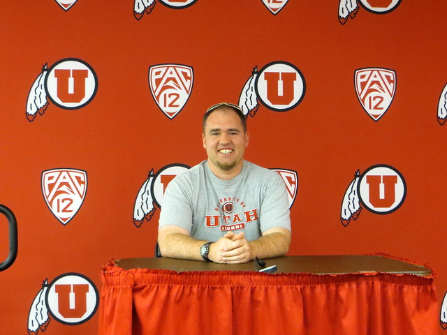 Utah Football Facility Tour 012