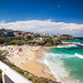 Sunny Day at Tamarama by Rod Gotfried Photography