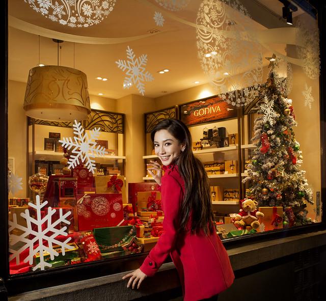 聖誕快樂!GODIVA 2013 聖誕系列 @3C 達人廖阿輝
