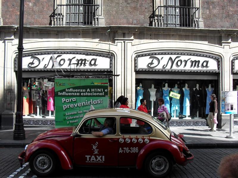 Mexico February 2010