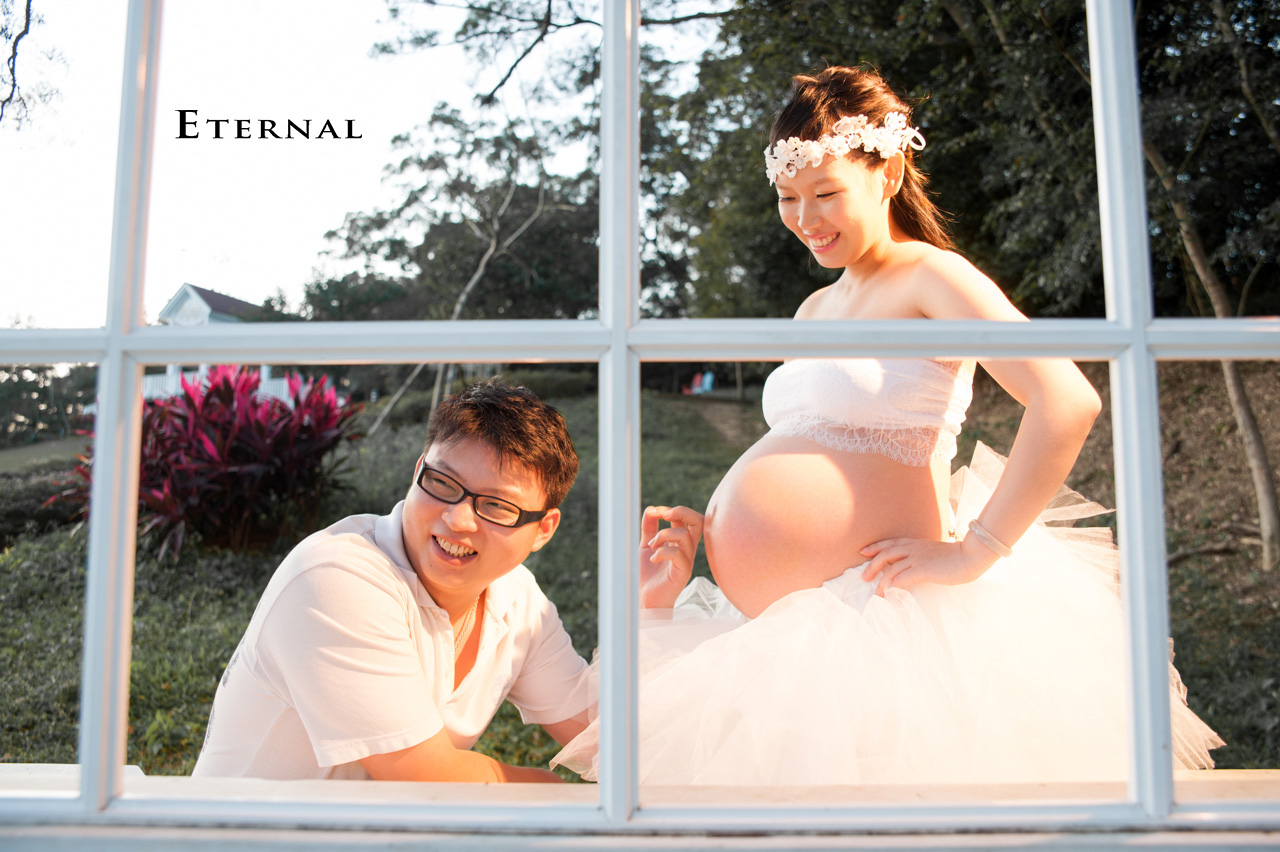 新竹 桃園 臺北  婚禮紀錄 優質婚攝 推薦 永恆的幸福 Eternal love 親子寫真 孕婦寫真 心鮮森林