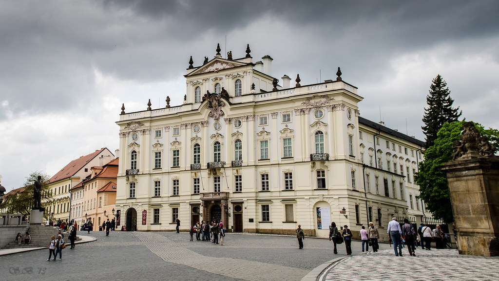 Archbishop's Palace (Prague)