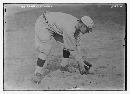 [Roy Corhan, St. Louis NL (baseball)] (LOC)