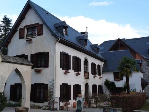Casa de Saint-Lary (Francia)