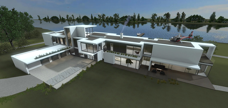 Architectural visualization imported bim in oculus rift oculus showcase oculus vr forums Virtual house builder