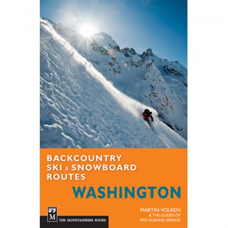 NEW WA Backcountry Book