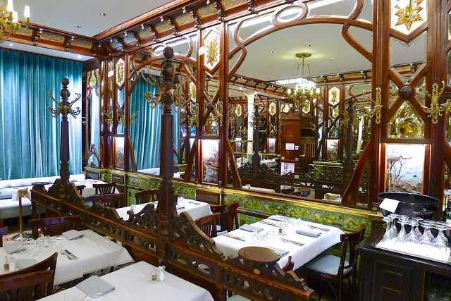 Restaurant Vagenede - Paris