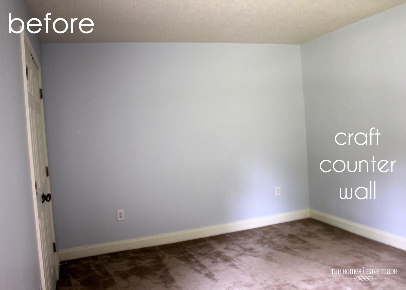 Craft Room Craft Wall-001
