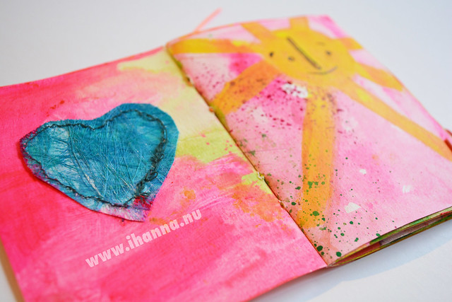 January Mini Book: Heart & Sun