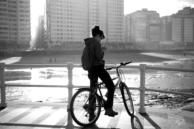 Las bicicletas no son para el verano