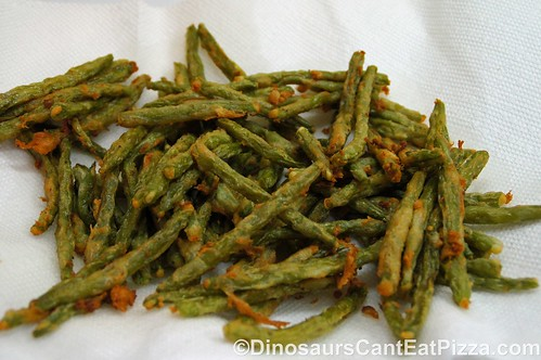Fried Green Beans (10)