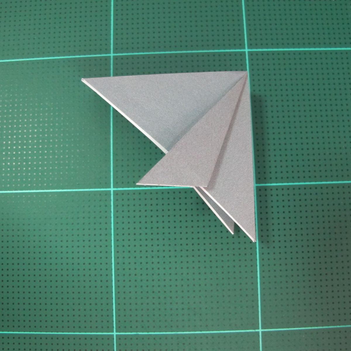 วิธีพับกล่องของขวัญแบบโมดูล่า (Modular Origami Decorative Box) โดย Tomoko Fuse 025