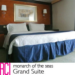 Monarch of the Seas Grand Suite