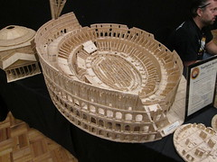 Toothpick Coliseum