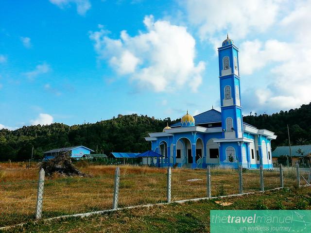 Mosque Near Endau