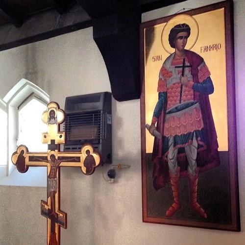Iglesia ortodoxa de #Providencia #Santiago#Chile