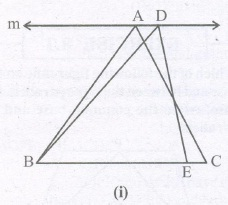 Maths Class 9 Notes - Areas of Parallelograms and Triangles