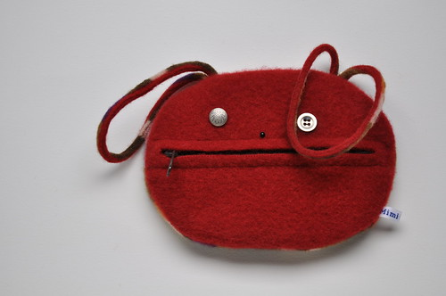 Zippermouth Purse